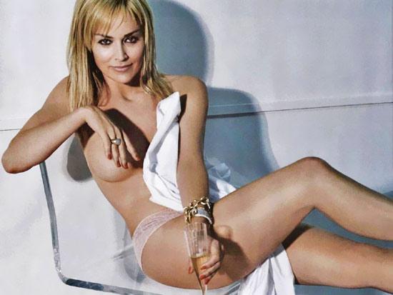 Онлайн секс шерон стоун