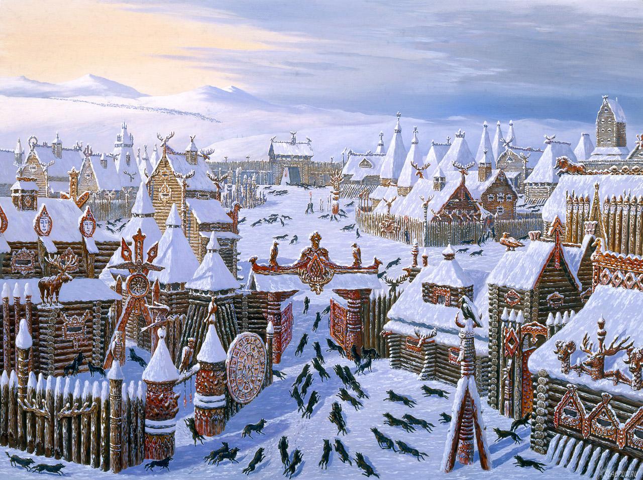 Картинки по запросу Древние сибирские города