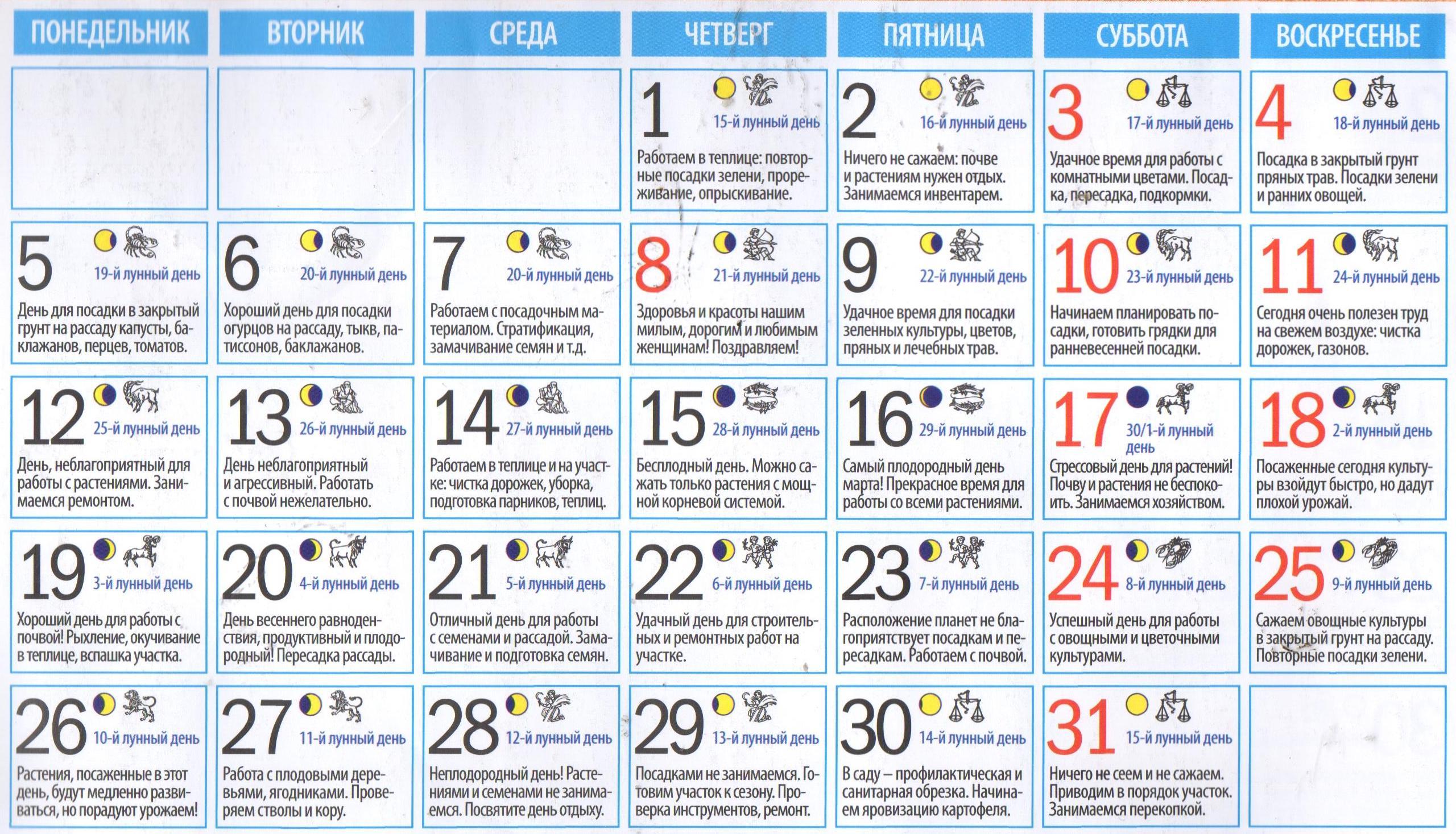 Смотреть Лунный календарь стрижек на март 2016 видео