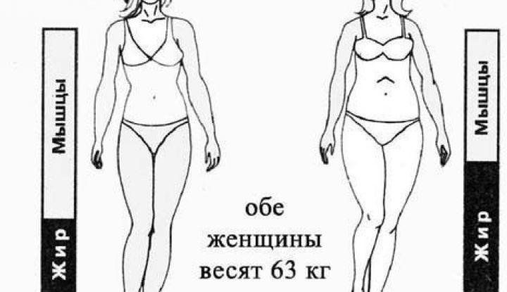 как похудеть не худея